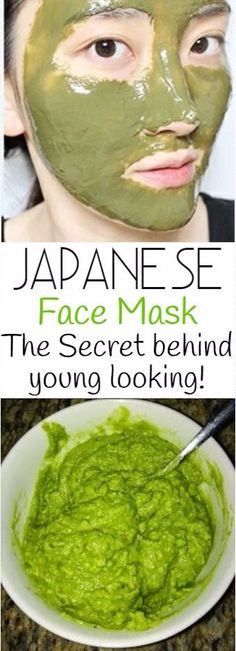 Japanese Face Mask Do This Once A Week To Look 10 Years Younger ! Japanese Face Mask: Do This Once A Week To Look 10 Years Younger ! The best part of this mask. Homemade Facial Mask, Homemade Facials, Beauty Care, Beauty Hacks, Beauty Tips, Beauty Products, Diy Beauty, Lush Products, Face Products