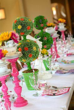 I want to have a Princess tea party soooooooooooo bad