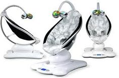 mamaRoo baby bouncer (as seen on The Ellen Degeneres Show) The smart baby's bouncer Baby Bouncer, Baby Swings, Baby Must Haves, Baby Furniture, Free Baby Stuff, Baby Gear, Future Baby, Baby Love, Bebe