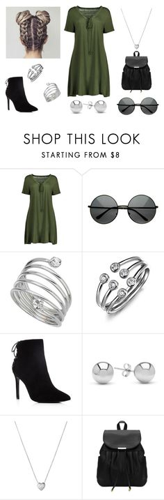 """""""Lovely// Twenty One Pilots"""" by justanotherhawksfan on Polyvore featuring Miss Selfridge, Bling Jewelry, Charles David, Jewelonfire and Links of London"""