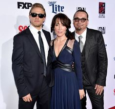 These Photos Show How Much Fun The Sons Of Anarchy Season 7 Premiere Was | moviepilot.com