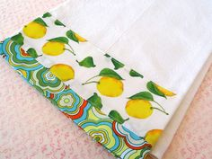 Hey, I found this really awesome Etsy listing at https://www.etsy.com/listing/207423168/lemons-kitchen-flour-sack-towel-fabric