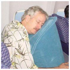 Skyrest Inflatable Airplane Travel Sleep Pillow. SkyRest Inflatable Sleep Pillow…