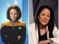 The Cast Of Star Trek Then & Now  B'Elanna Torres – Roxann Dawson  Roxann Dawson is now a producer and a director, although she is remembered for her role as B'Elanna Torres in Star Trek.