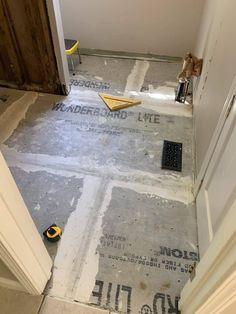 How to Install a Shower Base Diy Bathroom Remodel, Shower Remodel, Bathroom Renovations, Bathroom Ideas, Bathrooms, Restroom Ideas, House Renovations, Bath Remodel, Bathroom Inspiration