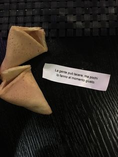 #verità #biscottofortuna #fortunecookie #saggezza
