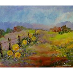 Find Paintings & Wall Art in Melkbosstrand! Search Gumtree Free Classified Ads for Paintings & Wall Art and more in Melkbosstrand. Beautiful Paintings, Fence, Stretched Canvas, Yellow, South Africa, Artist, Flowers, Prints, Decor