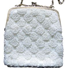 2 beaded evening bags, vintage, made in Hong Kong  -- found at www.rubylane.com @rubylanecom