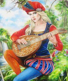 The Witcher - Priscilla