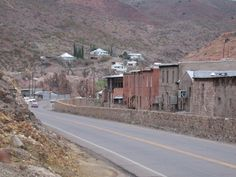 """Clifton, AZ.  When I was 4 years old and my parents asked me """"where do you live?"""" , my reply was """"crummy, crummy Clifton""""!"""