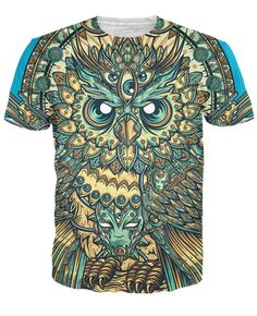 God Owl of Dreams T-Shirt
