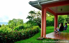 House Sitting: How to Live in Costa Rica for $2,000/Year. #CostaRica #budgettravel #traveltips