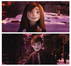 Jack Frost and his Sister