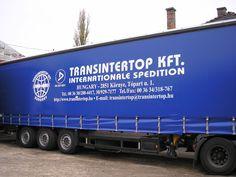 Járműdekoráció. Banner, Trucks, Banner Stands, Banners, Truck