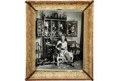 Tony Duquette Photograph, Elsie de Wolfe