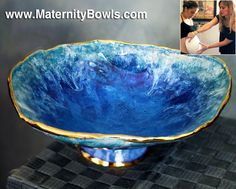 Maternity Bowls, aka Bump Bowls, Belly Bowls, Pregnancy Bowls: Ceramic bowls made from a cast of your baby bump. Located in Austin TX, available anywhere in US! Pregnancy Belly, Pregnancy Gifts, Baby Belly, Pregnant Belly Cast, Belly Casting, Cast Art, Belly Bump, Casting Kit, Newborn Baby Photos
