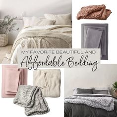 All-time favorite affordable Target bedding picks from elegant to farmhouse. Review of the new Casaluna collection! Modern Farmhouse Design, Farmhouse Style Decorating, Home Bedroom, Master Bedroom, Bedroom Ideas, Bedrooms, Target Bedding, Bright Decor, Bright Homes