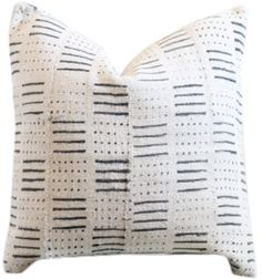 20x20 Vintage Mali African Mudcloth Textile Black Cream Stripe Boho Pillow Cover - See more at: https://www.decorist.com/finds/70812/20x20-vintage-mali-african-mudcloth-textile-black-cream-stripe-boho-pillow-cover/