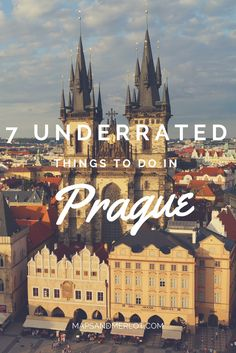 7 Best Kept Secrets Underrated things to do in Prague - discover Prague's best kept secrets!Underrated things to do in Prague - discover Prague's best kept secrets! European Destination, European Travel, Europe Travel Tips, Travel Destinations, Budget Travel, Prague Things To Do, Cool Places To Visit, Places To Go, Prague Travel