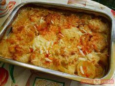Tepsis burgonya darált hússal recept Készítsd el akár 2, vagy 12 főre, a Receptvarazs.hu ebben is segít!