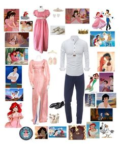"""Prince Eric and the Royal family"" by nickeyg ❤ liked on Polyvore featuring Disney, Barbara Tfank, Dsquared2, Myths, Seletti, BillyTheTree, Miss Selfridge, Kendra Scott and Mikimoto"