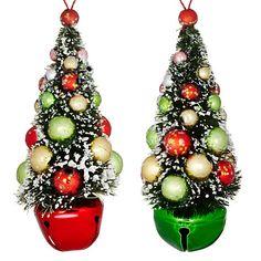 Jingle Bell Tree Decorations Jingle Bells Christmas Ornaments  Christmas  Pinterest  Jingle