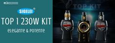 Recensione: Sigelei Top1 230W Kit
