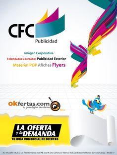 CFC PUBLICIDAD TU IDEA UN ARTE
