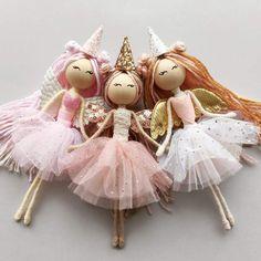 Christmas Angels, Christmas Crafts, Christmas Ornaments, Christmas Fairy, Spring Fairy, Dancing Dolls, Ballerina Doll, Mermaid Dolls, Fairy Dolls