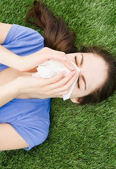 Sneezing your head off? #AllergySeason is on it's way-- Our #HayFever survival guide.