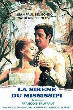 (1969) ~ Catherine Deneuve, Jean-Paul Belmondo, Nelly Borgeaud. Director: François Truffaut. IMDB: 7.2