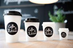 coffee kitchen vasos