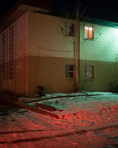 Available for sale from Bruce Silverstein Gallery, Todd Hido, Archival pigment print, 38 × 30 in Stephen Shore, William Eggleston, Edward Hopper, Saul Leiter, Night Photography, Color Photography, Landscape Photography, Portrait Photography, Nature Photography