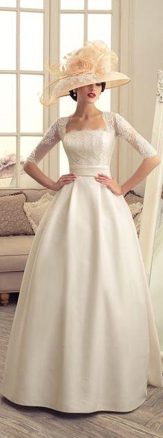 Tatiana Kaplun Bridal Haute Couture Collection For 2014 Modest Wedding Dresses, Bridal Dresses, Wedding Gowns, Couture Collection, Bridal Collection, Dress Collection, Beautiful Gowns, Dream Dress, The Dress