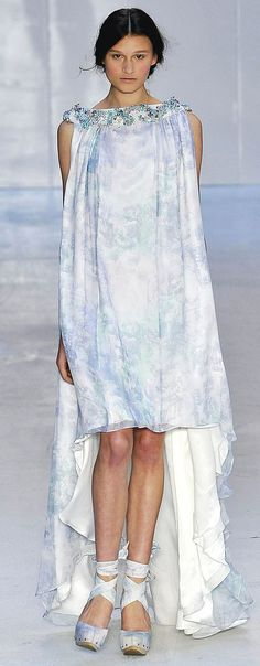 Erdem Spring 2009 Ready To Wear Collection