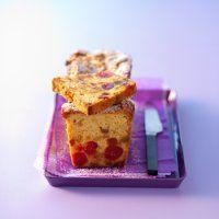 Cake aux fruits confits - Cuisine et Vins de France