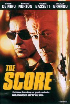 Watch The Score (2001) Full Movie Online Free