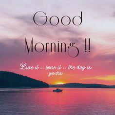 Flirty Good Morning Quotes, Positive Good Morning Quotes, Good Morning Nature, Good Morning Friends Quotes, Good Morning Image Quotes, Good Morning Beautiful Quotes, Good Morning Inspirational Quotes, Good Morning Photos, Morning Pictures