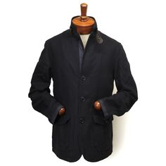 Barbour Barkston Jacket バブアー スタンドカラー ウールジャケット ミリタリージャケット【$449】[046]