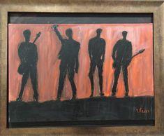 Joomla Templates, Jazz, Group, Facebook, Canvas, Gallery, Music, Artist, Blue