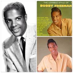 """Singer Bobby Freeman died on Saturday, January 28, 2017 at age 76. (June 13, 1940 - January  28, 2017) He had two hit records in the Billboard Top 5.   """"Do You Want to Dance"""" (1958) and """"C'mon and Swim"""" (1964),    His other charted songs include: """" Betty Lou Got a New Pair of Shoes"""" """"Shimmy, Shimmy"""" and """"Need Your Love."""""""
