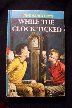 Hardy Boys Book Cover by ~paintresseye on deviantART