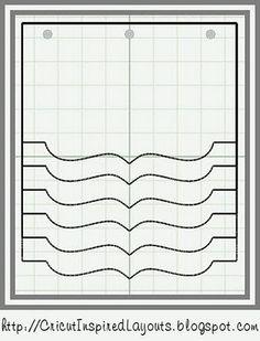 Flip Album, Cricut cut file, Mini album #5