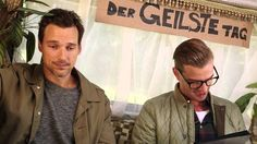 Joko Winterscheid verpetzt Florian David Fitz    DER GEILSTE TAG