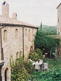 charming countryside castle