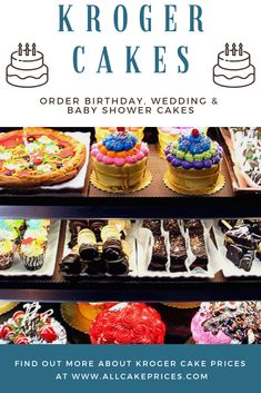 Have You Been Pondering The Idea Of Ordering A Cake From Kroger If So