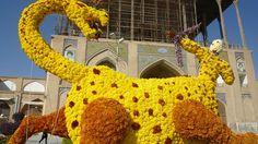 Flower Festival/Isfahan/Iran