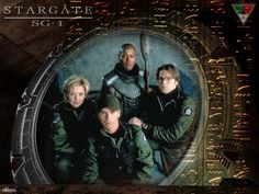 Stargate SG1 --- One of the best shows ever!