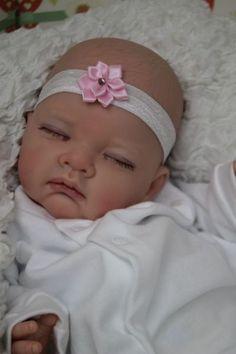 BEAUTIFUL REBORN SOFIA DOLL - BABY