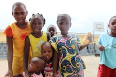 Education and healthcare charity in Equatorial Guinea, Africa. - The Ladybug Project Inc.